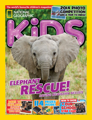 National Geographic Kids Issue 103