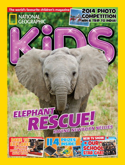 National Geographic Kids - UK August 20, 2014 00:00