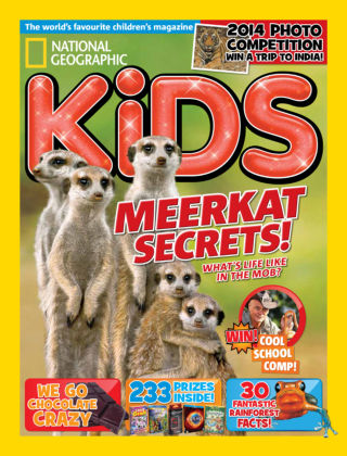 National Geographic Kids - UK Issue 104
