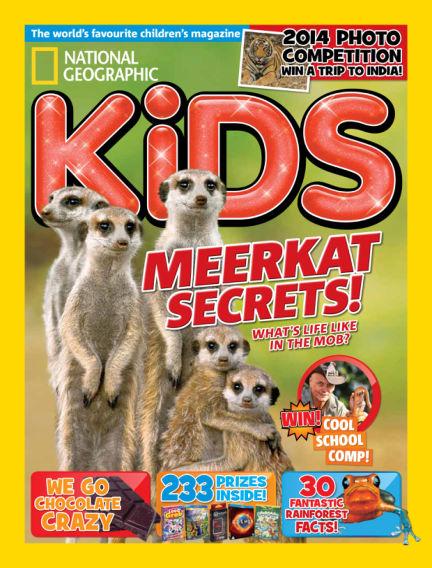 National Geographic Kids - UK September 17, 2014 00:00