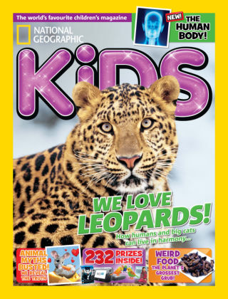 National Geographic Kids Issue 105
