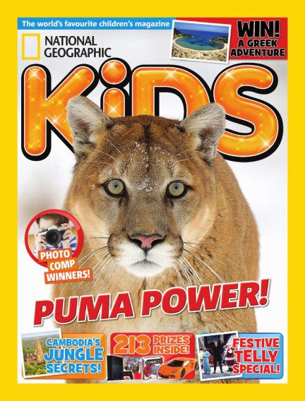 National Geographic Kids - UK December 10, 2014 00:00