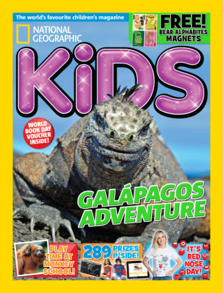 National Geographic Kids Issue 109