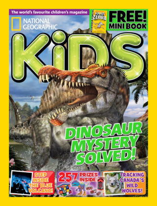 National Geographic Kids - UK Issue 110