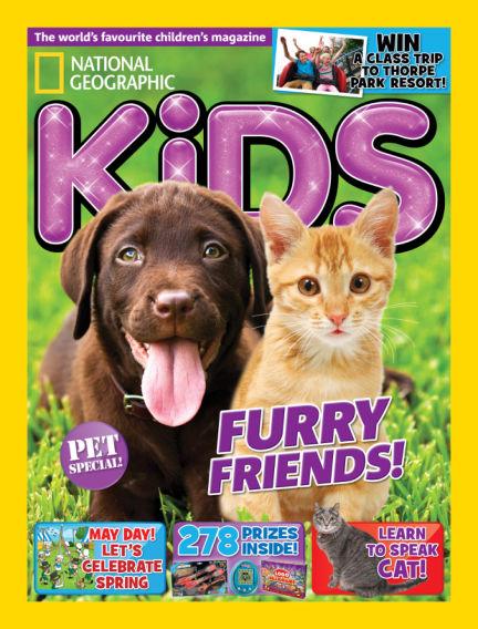 National Geographic Kids - UK April 01, 2015 00:00