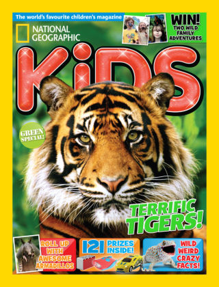National Geographic Kids - UK Issue 112