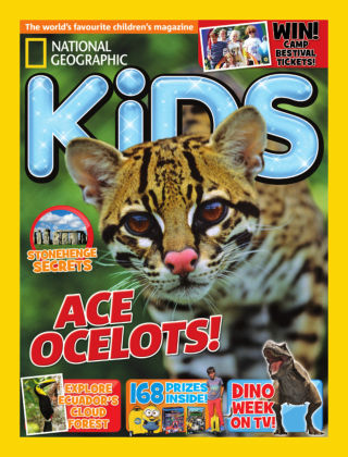 National Geographic Kids Issue 113