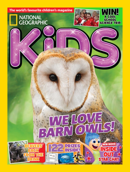 National Geographic Kids - UK June 24, 2015 00:00