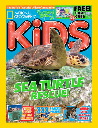National Geographic Kids Issue 115