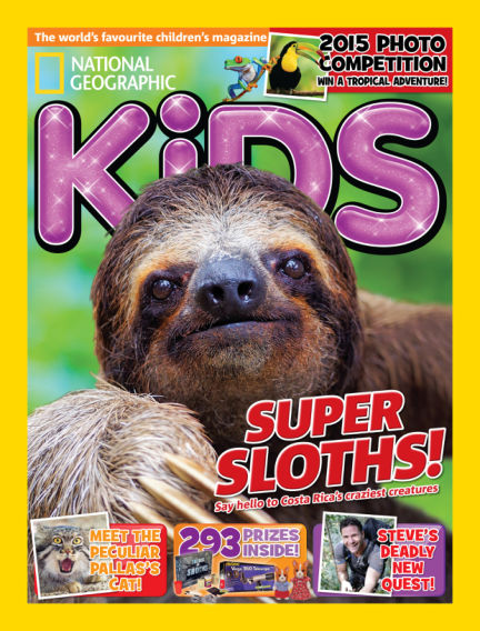 National Geographic Kids - UK August 19, 2015 00:00