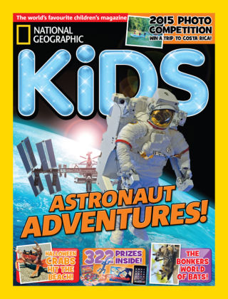 National Geographic Kids Issue 117