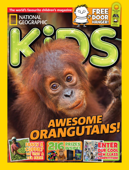 National Geographic Kids - UK October 14, 2015 00:00