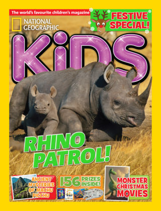 National Geographic Kids Issue 119