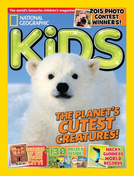 National Geographic Kids - UK December 09, 2015 00:00