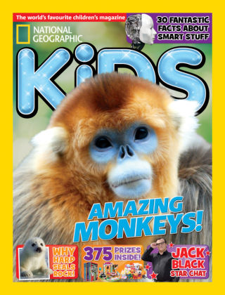 National Geographic Kids Issue 121