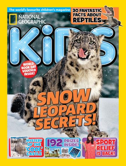 National Geographic Kids - UK February 03, 2016 00:00