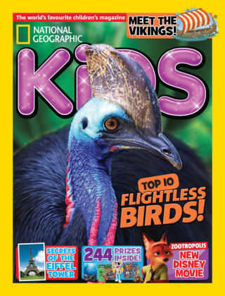 National Geographic Kids Issue 123
