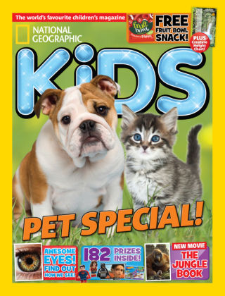 National Geographic Kids - UK Issue 124