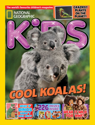 National Geographic Kids - UK Issue 125