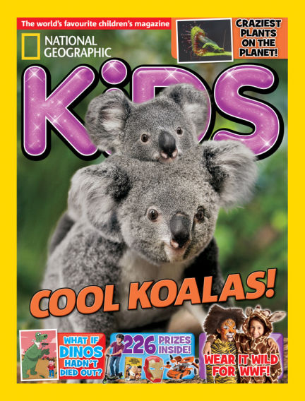 National Geographic Kids - UK April 27, 2016 00:00