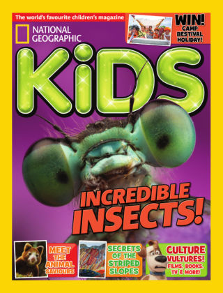 National Geographic Kids Issue 126