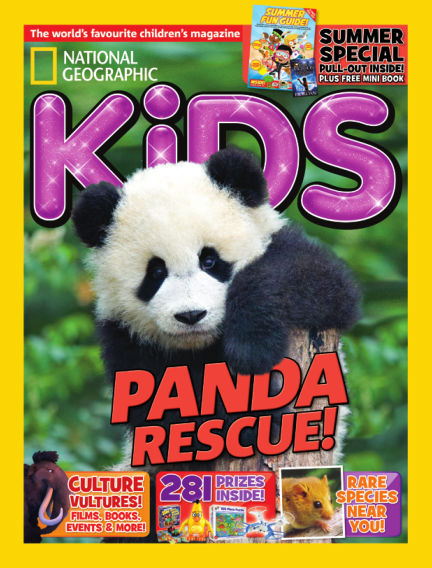 National Geographic Kids - UK June 22, 2016 00:00