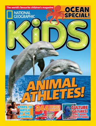 National Geographic Kids Issue 128