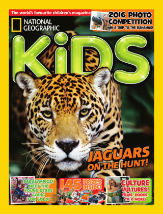 National Geographic Kids - UK Issue 129