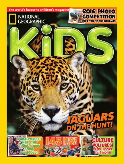 National Geographic Kids - UK August 17, 2016 00:00