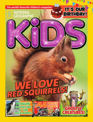 National Geographic Kids - UK Issue 130