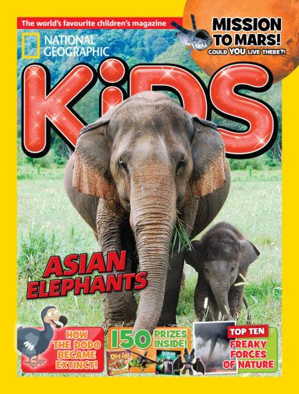 National Geographic Kids - UK October 12, 2016 00:00