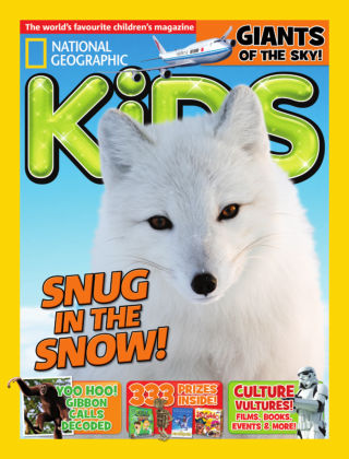 National Geographic Kids Issue 132