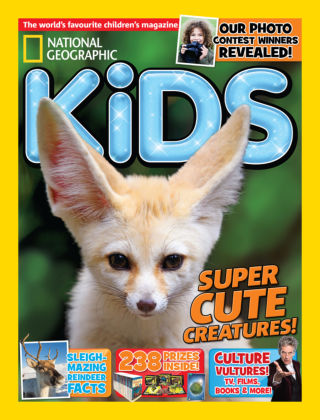 National Geographic Kids - UK Issue 133