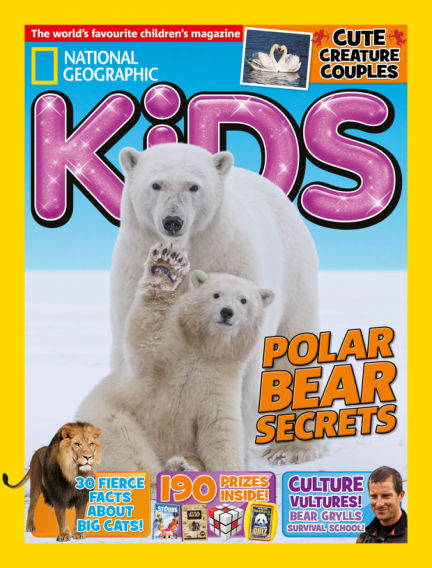National Geographic Kids - UK January 05, 2017 00:00