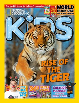 National Geographic Kids - UK Issue 135