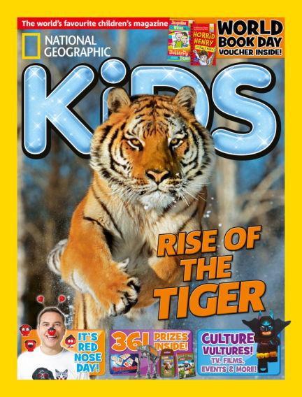 National Geographic Kids - UK February 01, 2017 00:00