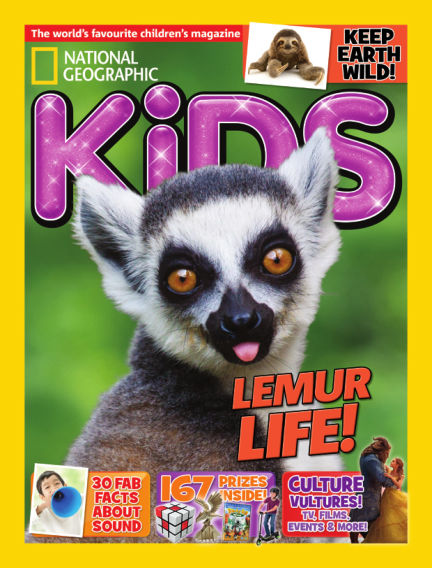 National Geographic Kids - UK March 01, 2017 00:00
