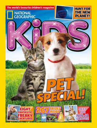 National Geographic Kids - UK Issue 137