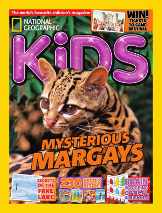 National Geographic Kids Issue 138