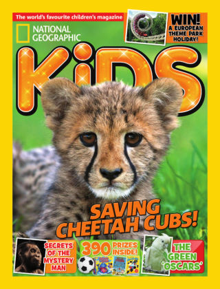 National Geographic Kids - UK Issue 140