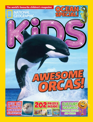National Geographic Kids - UK Issue 141