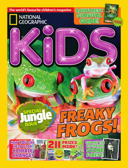 National Geographic Kids - UK August 16, 2017 00:00
