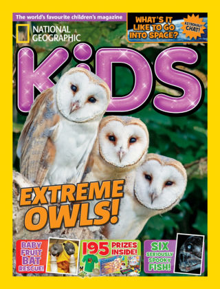 National Geographic Kids Issue 143