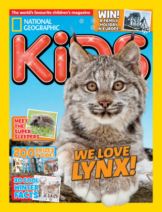 National Geographic Kids Issue 145