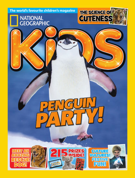 National Geographic Kids - UK December 06, 2017 00:00