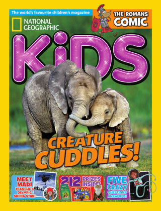 National Geographic Kids Issue 147