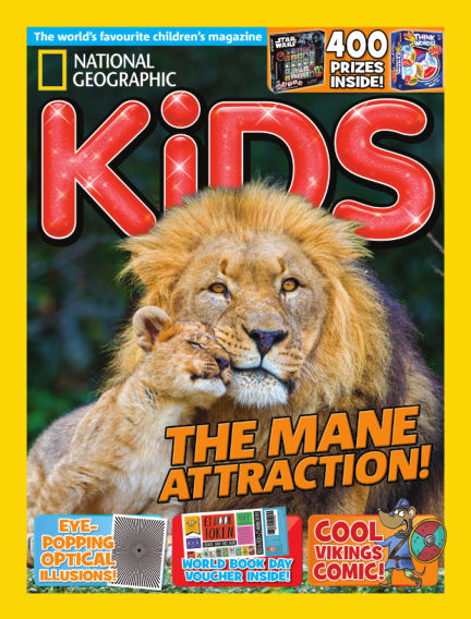 National Geographic Kids - UK February 01, 2018 00:00