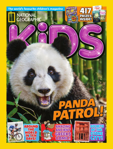 National Geographic Kids - UK March 01, 2018 00:00
