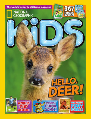 National Geographic Kids Issue 152