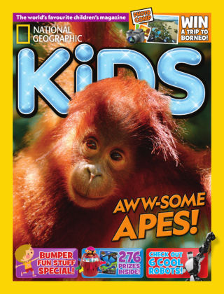 National Geographic Kids - UK Issue 153